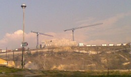 Πρεσβεία Μαμούθ στα Σκόπια