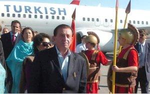Σύμφωνα με ανακοίνωση του υπουργείου Εξωτερικών της ΠΓΔΜ .....