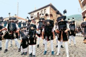 Μακεδονική Παράδοση: Διονυσιακά Δρώμενα Δωδεκαημέρου στη ΚΑΛΗ ΒΡΥΣΗ Δράμας
