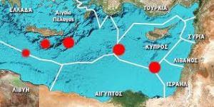 Η Αίγυπτος αμφισβητεί την ελληνική ΑΟΖ .....