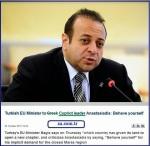 Τουρκία - ΕΕ: «Ξεπαγώνουν» οι διαβουλεύσεις μετά από τρία και πλέον χρόνια.